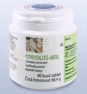 PRAGON CORIOLUS MRL 90 TABLET